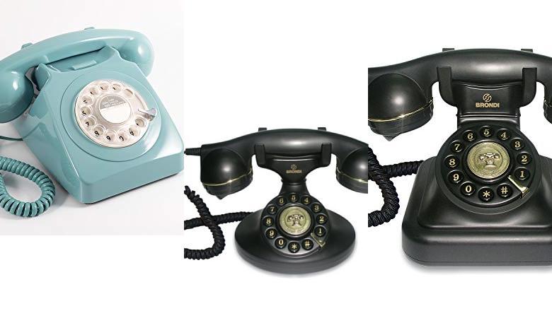 TELÉFONOS ANTIGUO