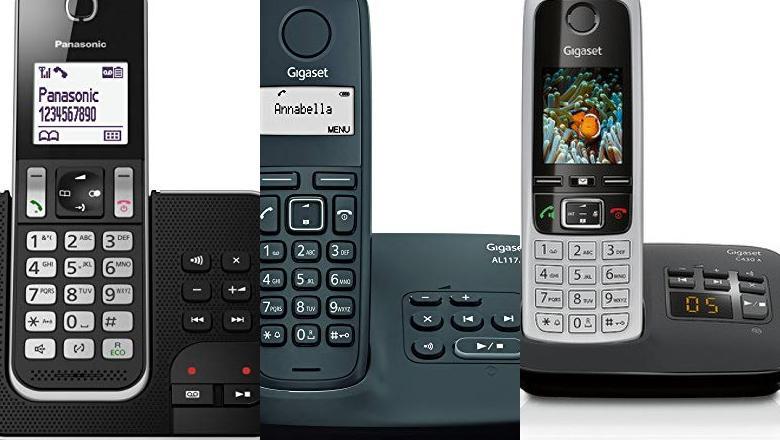 TELÉFONO CON CONTESTADOR