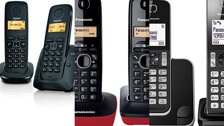 TELÉFONOS DUO INALÁMBRICO