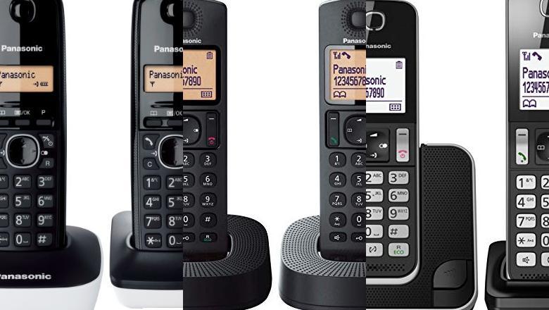 TELÉFONO DUO PANASONIC