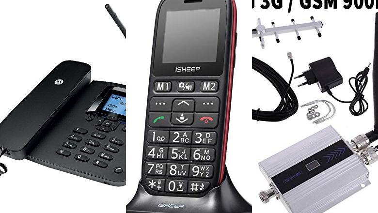 TELÉFONOS GSM