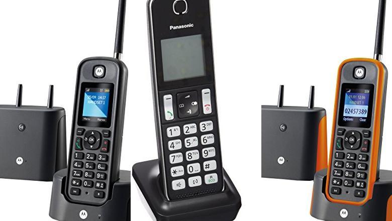 TELÉFONO INALÁMBRICO LARGO ALCANCE