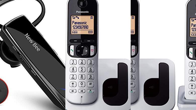 TELÉFONO INALÁMBRICO MANOS LIBRES