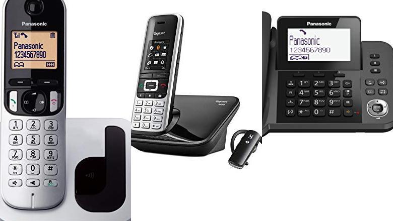 TELÉFONO INALÁMBRICO OFICINA