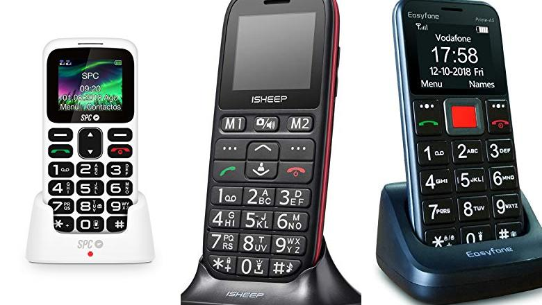 TELÉFONOS INALÁMBRICOS SIM LIBRE