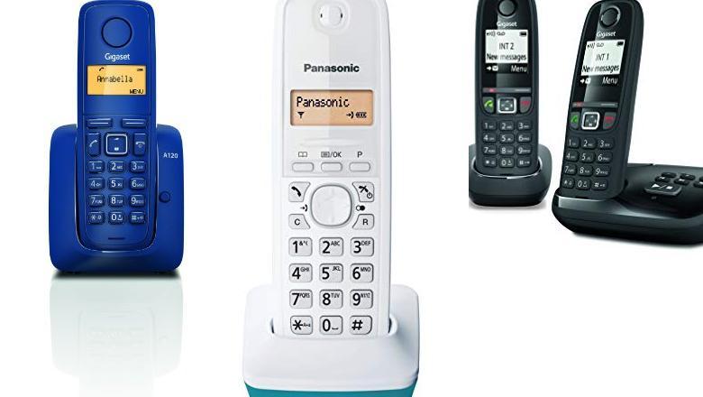 TELÉFONO INALÁMBRICO SIN RADIACIONES