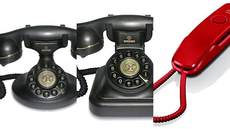 TELÉFONO INALÁMBRICO VINTAGE