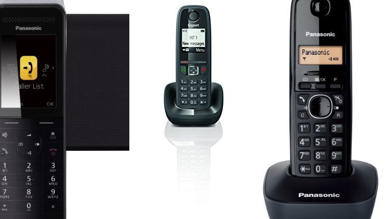 TELÉFONO INALÁMBRICO WIFI