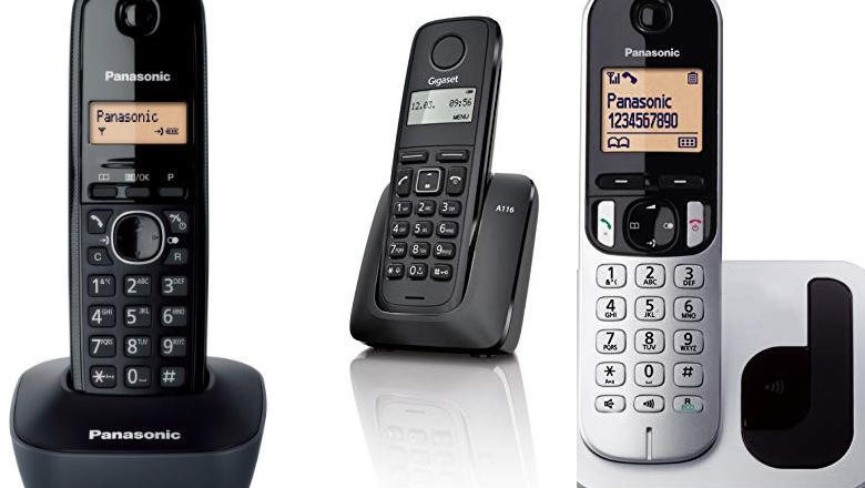 TELÉFONOS INALÁMBRICO