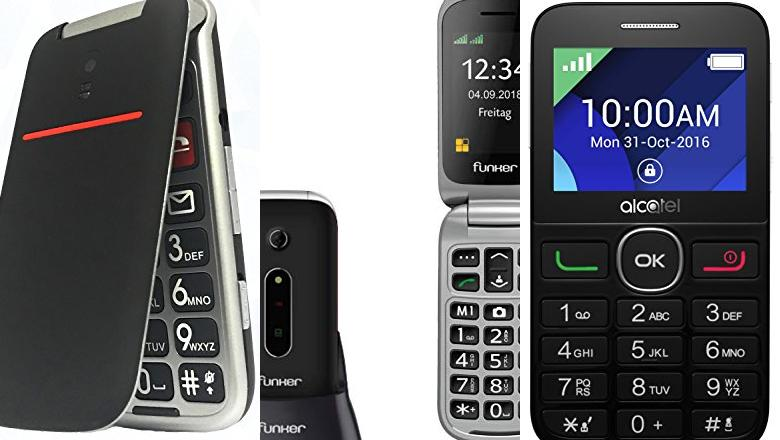 TELÉFONO MOVIL PERSONAS MAYORES