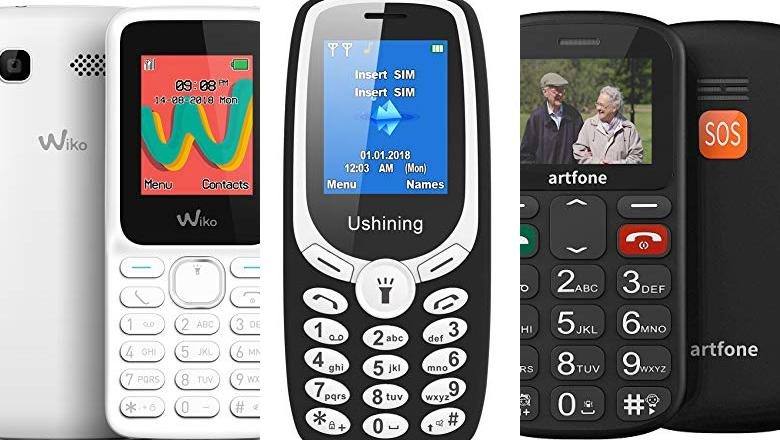 TELÉFONOS SIN INTERNET