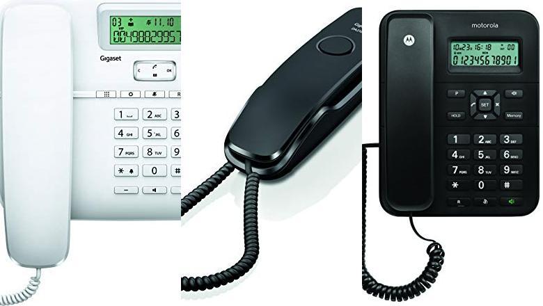 TELÉFONO SOBREMESA