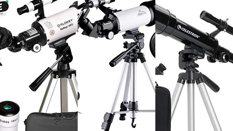 TELESCOPIO ASTRONOMICO CON MOCHILA