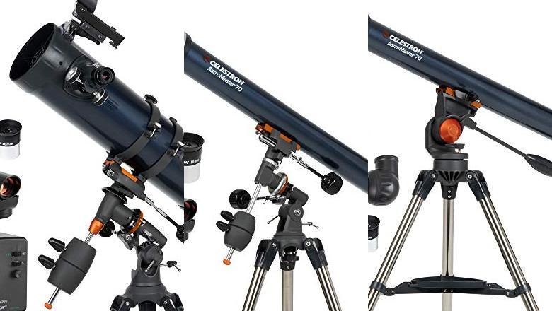 TELESCOPIOS CELESTRON ASTROMASTER