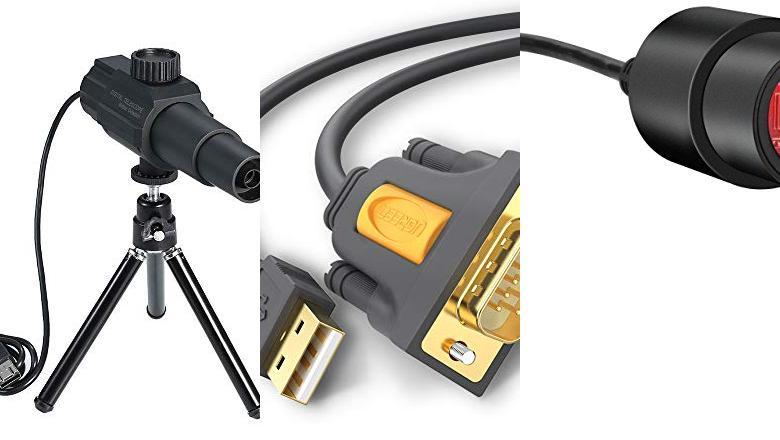TELESCOPIOS USB