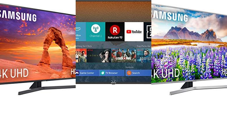 TELEVISORES 65 PULGADAS 4K SMART TV