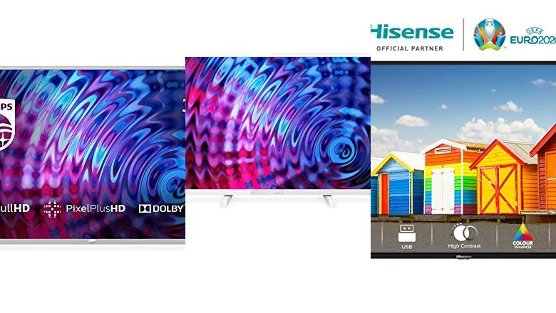 TELEVISOR FULL HD 32 PULGADAS