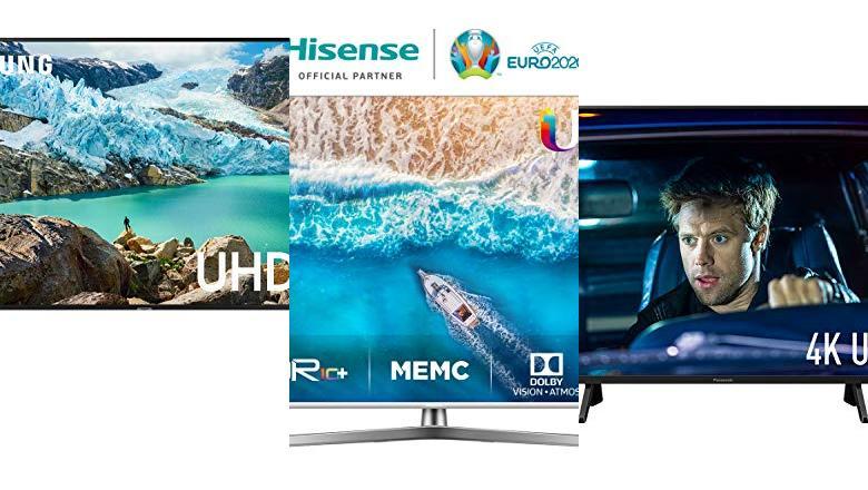 TELEVISOR ULTRA HD 4K