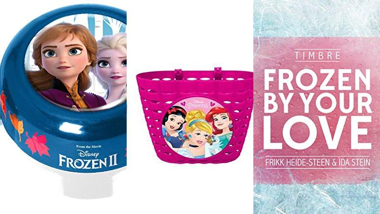TIMBRES FROZEN