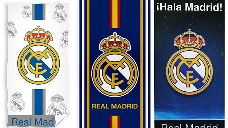 TOALLA DEL REAL MADRID