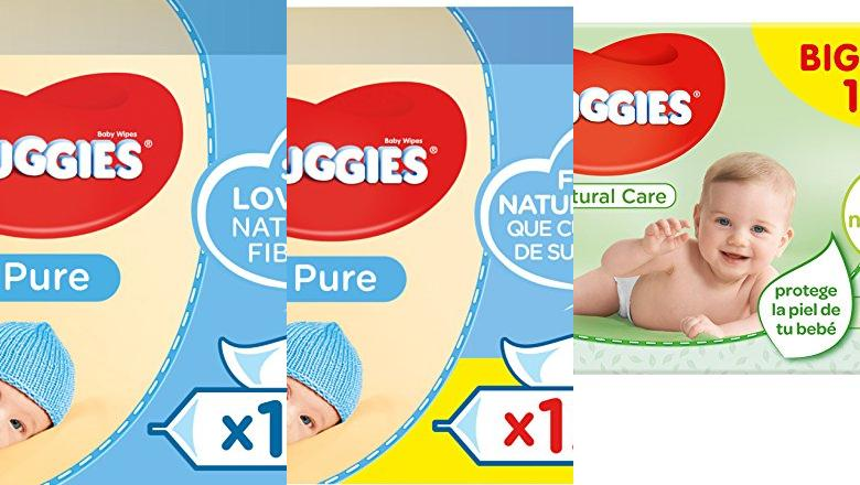 TOALLITAS HUGGIES PURE