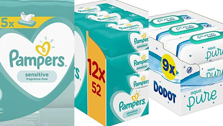 TOALLITAS PAMPERS