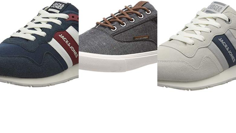 ZAPATILLAS JACK AND JONES HOMBRE