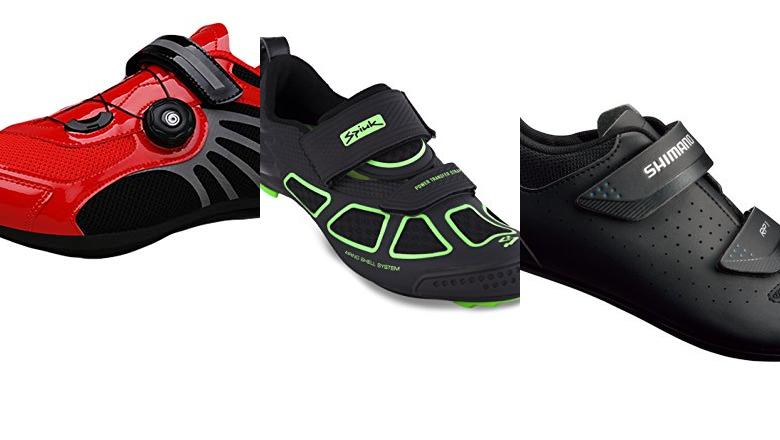 ZAPATILLAS TRIATLON CICLISMO