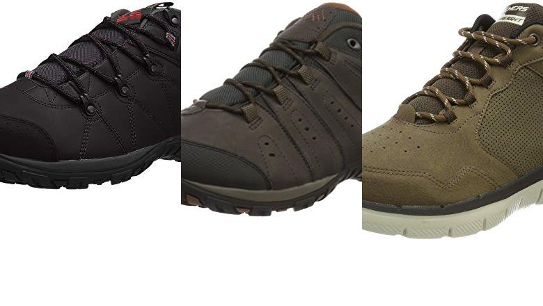 ZAPATOS IMPERMEABLE HOMBRE