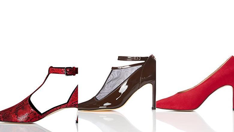edaa9d267cdd7 ▷ Mejores 19 Zapatos Salon Rojos de 2019 - ¡Comprar Bueno y Barato!